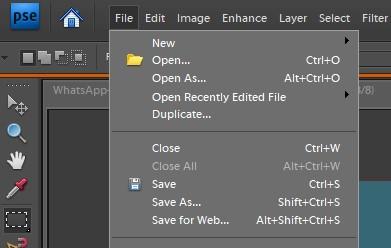Photoshop Elements Tips 1