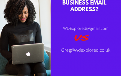 How Good is your Business email address?